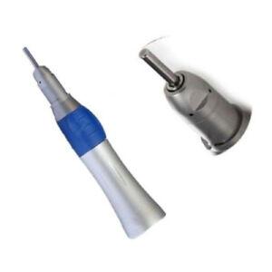 Pièce à main basse vitesse dentaire droite de style NSK pour moteur de type E