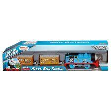 Thomas & Friends Trackmaster Team Thomas Train Set (Blue)