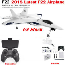 Hubsan F22 RC Airplan 2.4G 4CH 310mm Wingspan EPO GPS FPV  With 720P Camera