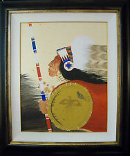 Rance Hood Original Oil PAINTING, Gallery Framed ARTWORK, ART Submit your Offer