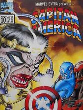 Marvel Extra CAPITAN AMERICA n°10 1995 ed. Marvel Italia  [G.152]