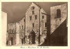 BARI  -  Basilica di S. Nicola