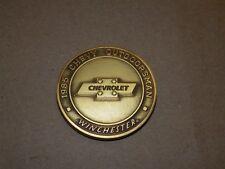 Winchester Commemorative Rifle Butt STOCK MEDALLION, Chevrolet, , Gift!