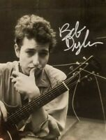 Bob Dylan Autographed Signed 8x10 Photo REPRINT