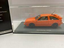 1/43 NEO SCALE MODELS 43024 VW SCIROCCO ORANGE NUREMBERG model car