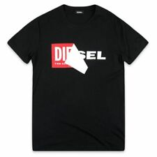Diesel Crew Neck Short Sleeve Big & Tall T-Shirts for Men