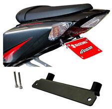 05-08 GSXR 1000 Graves Fender Eliminator Tag/License Plate Bracket Black FE030K