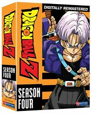 DRAGON BALL Z - COMPLETE SEASON 4-   DVD - UK Compatible - New & sealed