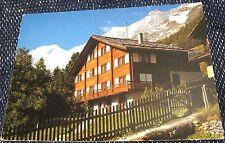 Switzerland Das Wohnhaus der Familie Zuckmayer 47920 - posted 1989