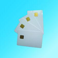 ISO 7816 AT24c64 PVC contact smart IC card-10pcs