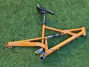 MADE IN USA Cannondale Prophet Full Suspension Frame w/ Fox Float RP23 Shock M