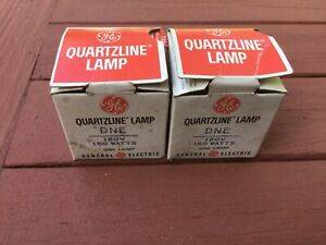 2 lot   Lamps ~ 150 watt 120 V   ~ Projection Bulbs DNE