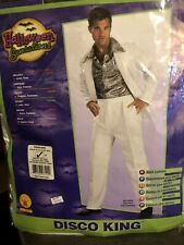 Disco King Mens Costume Size Standard