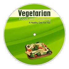 Il Cibo Vegetariano e cucinare ebook su CD ROM + diritti rivendita
