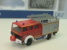Rietze Lentner Magirus LF 16 TS Pompier Leverkusen - 71216 - 1/87