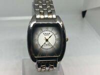 Stylische Qmax Quartz Chrystal 50m Dresswatch Neue BAT Japan Mvmt