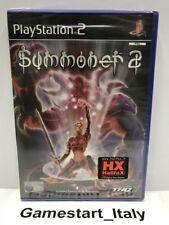 SUMMONER 2 - SONY PS2 - VIDEOGIOCO NUOVO SIGILLATO - NEW SEALED PAL VERSION