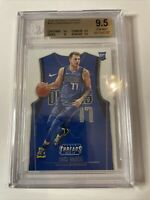 LUKA DONCIC 2018-19 Panini Threads ICON #141 Rookie RC BGS 9.5 (9.5's & 10)
