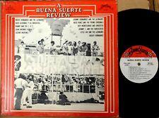 TEJANO TEX-MEX LP: A BUENA SERTE REVIEW Little Joe, Manny & CO's, Nito Perez