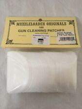 "MuzzleLoader Originals 100 Cotton Patch 2.5"" Cotton Brushed Flannel #11335"