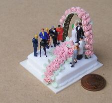 Handmade Miniature Cakes, Tarts & Pies for Dolls