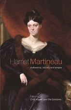 Harriet Martineau: Authorship, society and empire