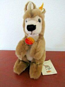 "Vintage Steiff Kango Baby 9 1/2"" Stuffed Animal"