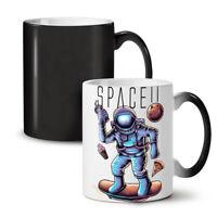 Space Pizza Food Fashion NEW Colour Changing Tea Coffee Mug 11 oz | Wellcoda