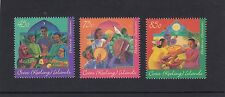 COCOS Islands 1996 HARI RAYA PUASA Festival  set of 3 MNH. -