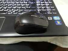 Microsoft Wireless Mobile Mouse 3500- BLACK MODEL 1571  201-135081