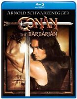 Conan the Barbarian [New Blu-ray] Ac-3/Dolby Digital, Dolby, Dubbed, Subtitled