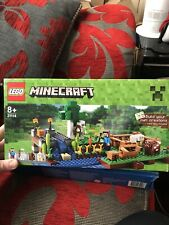 Lego 21114 Minecraft 100% In Box Brand New Never Been Open
