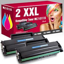 2 Toner für Samsung XPress M2020 M2020W M2022 M2022W M2070F M2070FW MLT-D111S