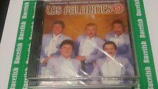 Los Paladines Dos Amores Versiones Originales CD New Nuevo