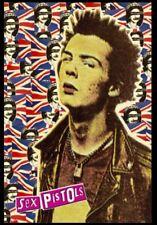 Sex Pistols Sid Vicious Poster Wall Art Print Punk Rock Music Band  00004000 Hardcore New