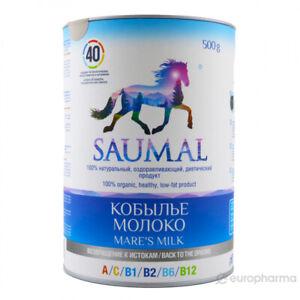 Mare's milk from Kazakh steppes. Saumal. 100% organic powder 500g (17,64 oz)