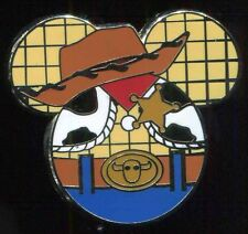 Mickey Mouse Icon Mystery Pouch Woody Disney Pin 86551