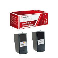 2PK Compatible KX701 / JP451 KX703 / JP453 Ink For Dell 948 V505