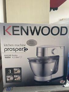 kenwood prospero stand mixer 900w 4.3 Litres Silver