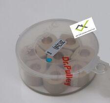 SR2517//8-18 Rulli scorrevoli Dr Pulley per Piaggio MP3 400 /& 500 JPN 18gr