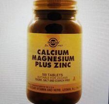 Calcio +magnes +plus zinc 100 comprimidos