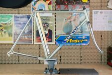 OLMO COMPETITION 54x54 + SILCA pump steel frame fork telaio