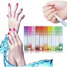 12Pc Mix Taste Cuticle Revitalizer Oil Pen Nail Art Set^ Manicure Treatment L3D1