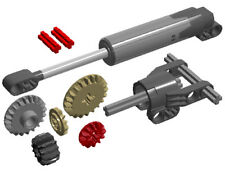 Lego LINEAR ACTUATOR Kit (technic,cylinder,piston,bracket,robot,power,functions)