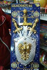 Spade scudo cavaliere kit gioco di qualità giocattolo toy