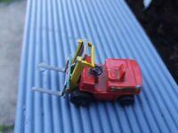 Matchbox Superfast: Lansing Bagnall forklift truck 1972