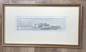 Roland Pitchforth Watercolour - The Wash