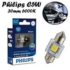 1x Philips C5W 30mm 129416000-KX1 Xenon Weiß Daylight Innenlicht Soffitte Lampe
