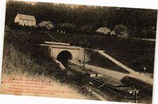CPA Braye en Laonnois - Canal de l'Oise á l'Aisne et entrée du Tunnel (280394)