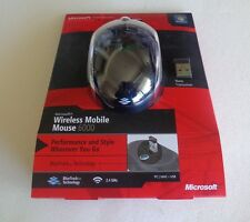 Microsoft Wireless Mobile Mouse 6000( MHC-00001) in Brand New Retail Box